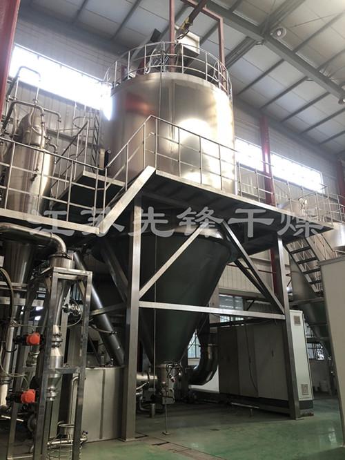 直径4米带气扫及CIP喷雾干燥机(可满足批量代工生产